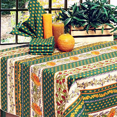 Provence rectangle tablecloths