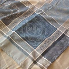 Jacquar Teflon tablecloth