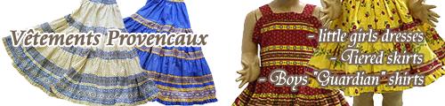 Provence dresses