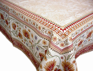French table top cloths