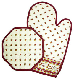 Oven glove & Pot holder sets