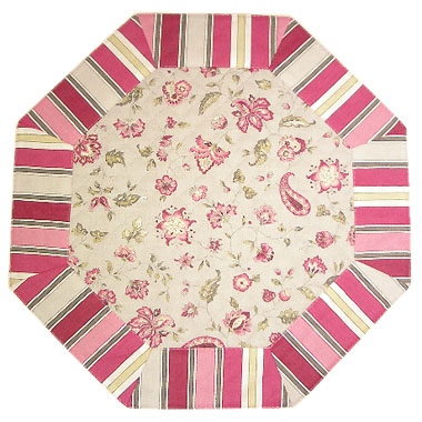 Provence fabric Table Mats