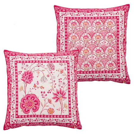 French country cushion cover for sofa, provence fabric