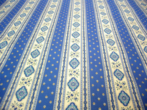 Provence Fabric (Esterel. blue, striped)