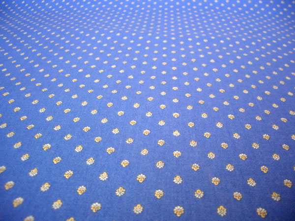 Provence Fabric (Esterel. blue, all over)
