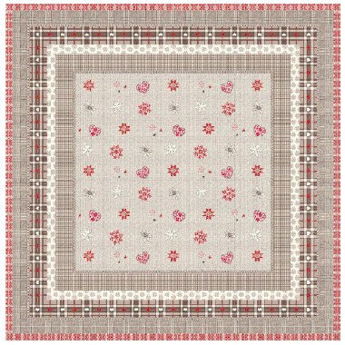 Provence rectangle tablecloth