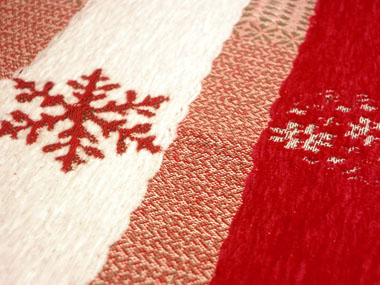 Provence fabric rectangle tablecloth