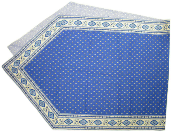 Provencal Table center - runner (Esterel. blue)