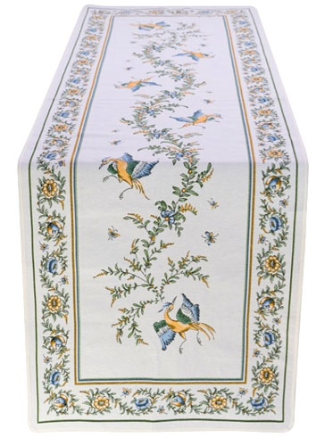 Jacquard Table runner (Moustier)