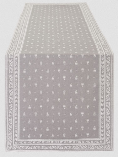 Jacquard Table runner teflon (Marat d'Avignon Durance. 5 colors)