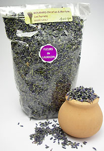 Lavender Pot Pourri from Sault's lavender fields 100g
