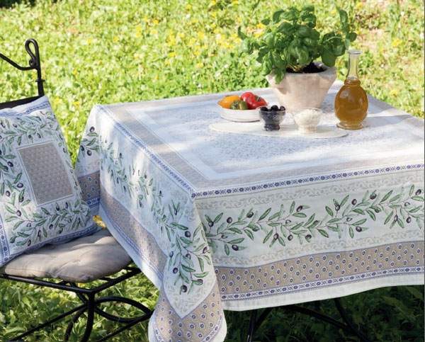 French Jacquard multi-cover (Luberon)