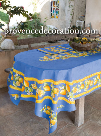 Attirant Provence Decoration, The Provence Tablecloths And Products ...