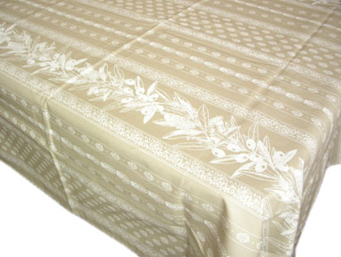 French coated tablecloth (Tamaris. linen)