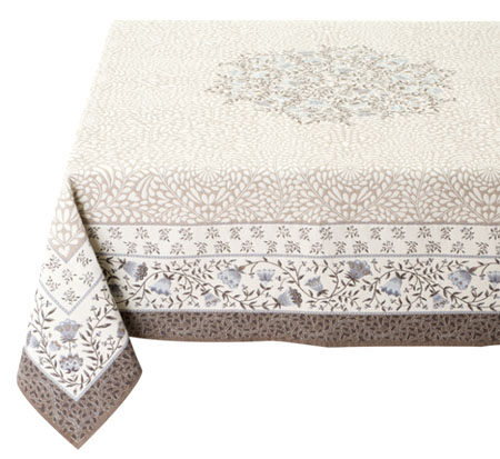 French Jacquard multi-cover (AUBRAC. 3 colors)
