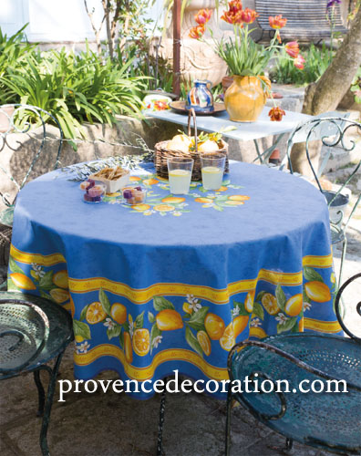 1de966fa006d French Round Tablecloth Coated (Menton