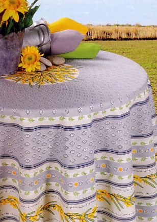Genial Provence Decoration, The Provence Tablecloths And Products ...