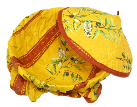 Provencal basket with lid (Moustiers) : Provence Decoration, The ...