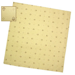 Provencal tea towel - napkin (calisson. beige)