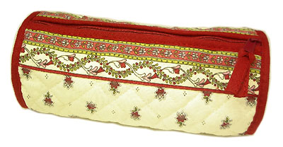 Provence Quilted Pouch ROUCY(Marat d'Avignon / Avignon. raw)