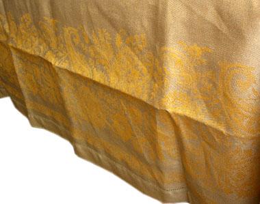 French Jacquard wedding Tablecloth