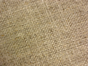 French coated linen