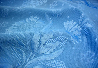 Provence Damask Jacquard tablecloth