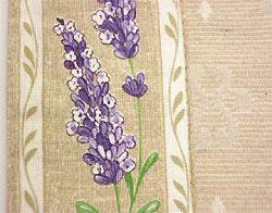 Provence tea mat