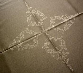 Provence pattern woven
