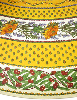 Provence frieze