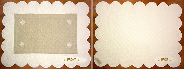 Provence tablemat