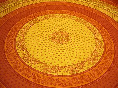 French tablecloth advanced Teflon coated